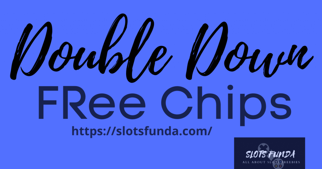 doubledown free chip