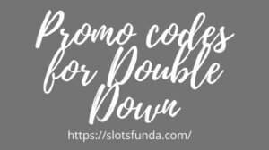 Promo codes for DoubleDown